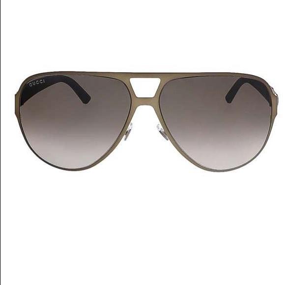 0b1697497f3 Gucci Other - Men s Gucci Aviator Sunglasses